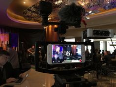 TOUCH this image: RODE VIDEO MICRO, MXL Mini Mixer, RODE SC7 TRS to TRRS Pa... by iOgrapher