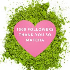 Thank you all so matcha for the  1500 followers today  What's your favourite thing about drinking Ultimate Matcha every day? Let us know in the comments  #matchaheros #matcha #matchagreentea #matchalove #ultimatematcha #beultimate