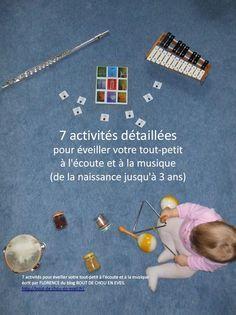 Pédagogie Montessori : bébé musicien (vidéo) ! | Bout de chou en éveil