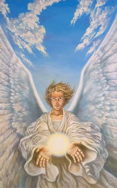 Vladimir Kalinin: Angel of Day Angels Beauty, Angel Guide, I Believe In Angels, My Guardian Angel, Angels In Heaven, Heavenly Angels, Angels Among Us, Angel Cards, Religion