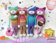 Crochet Dolls, Knit Crochet, Crochet Hats, Handmade Toys, Handmade Art, African Flowers, Crochet Animals, Crochet For Kids, Lana