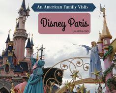 An American Family's Impression of Disney Paris - Jo Jacks Travel Family Of 5, Family Travel, Mickey Minnie Mouse, Disneyland Paris, Paris Travel, France, American, Family Trips, Paris France Travel