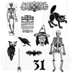 Image result for tim holtz halloween 2