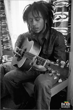 Bob Marley - Guitar