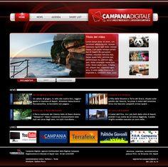 """Bozza """"Campania Digitale"""": Web designer"""