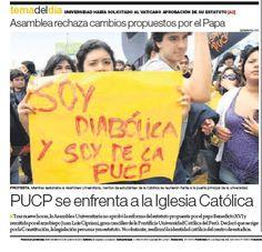 El fin del falseamiento y la contradicción - Tradición y Acción por un Perú Mayor