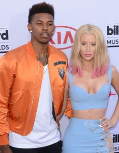 Iggy Azalea & Nick Young Break Up Just One Year after Engagement After a Cheating Scandal on March - https://www.isogossip.com/en/iggy-azalea-nick-young-break-just-one-year-engagement-cheating-scandal-march-565/