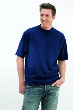 T-Shirt - Kapart - Bonny marine Mooie kwaliteit 100% katoen