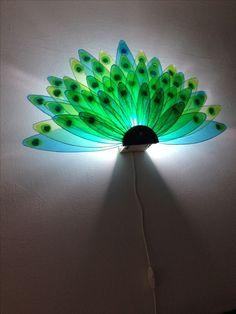Peacock light: