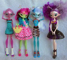 Lemon Dolls: Hodge Podge ~ updates on various dolls, Novi Stars, Novi Stars and Monster High