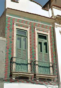 Azulejos antigos no Rio de Janeiro: Região Portuária XXIV - rua Camerino