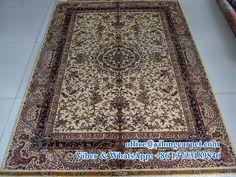 4' x 6' handmade Persian carpet