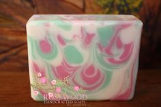 Pink Lilac & Willow Soap
