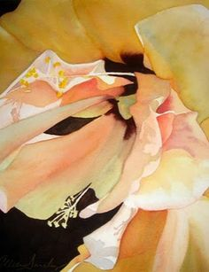 Art of Colleen Sanchez Watercolor Flowers, Watercolor Paintings, Watercolors, Floral Paintings, Nature Paintings, Mini Paintings, Original Paintings, Tropical Art, Painting & Drawing