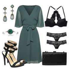 Abend Outfits: Lady bei FrauenOutfits.de