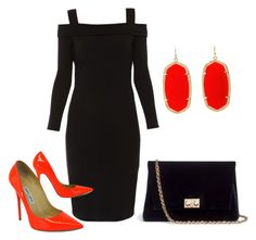 """LBD"" by jenney-rae on Polyvore featuring Elie Tahari, Kendra Scott, Jimmy Choo and Rodo"