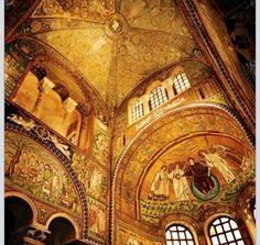 Basilica Di San Vitale Ravenna, Italy
