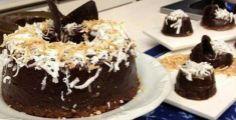 Quindim de Chocolate | Receitas | Ana Maria Braga