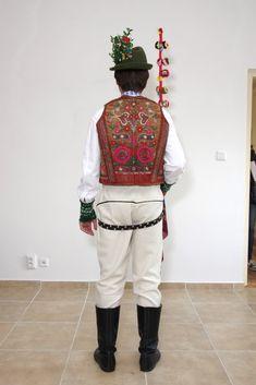 Rejdová, Gemer, Slovakia Folk Costume, Costumes, Folk Clothing, Folk Art, Embroidery, Clothes, Outfits, Needlepoint, Clothing