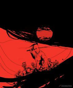 (artwork) sword kessen   por animabase