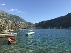 The bay of Kotor in Montenegro || Click on the photo to discover the most incredible destinations with us :)