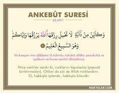 Ayet Vardır ki Gök Yere İnse Bunu Okuyan Kurtulur 7 Ayet Vardır ki Gök Yere Ä°nse Bunu Okuyan Kurtulur Hà Dua In Urdu, Islamic Quotes, Verses, Prayers, Positivity, Faith, Nice, Art Installation, Elsa