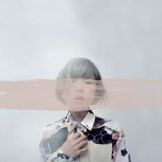 Cinematic portraiture by photographer May Xiong