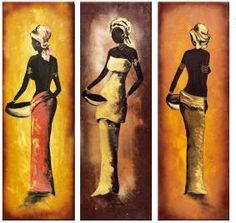 7 photo of 70 for african ladies paintings Dot Art Painting, Painting Of Girl, Texture Painting, Silk Painting, Figure Painting, Phad Painting, African Art Paintings, Tribal African, Renaissance Artists