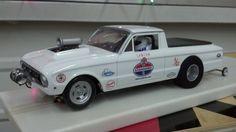 Ranchero Gasser Slot Car