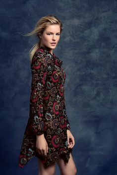 KRISS Fall Collection 2014, Tunic in a beautiful style
