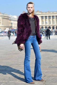 Belle Monde: The Chicest Street Style From Paris