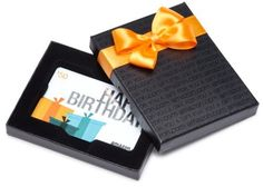 Birthday Freebies and Deals Gift Box Birthday, Birthday Gifts For Husband, Birthday Presents, Gifts For Dad, 50 Birthday, Christmas Presents For Girlfriend, Christmas Gifts For Her, Gift Card Boxes, Buy Gift Cards