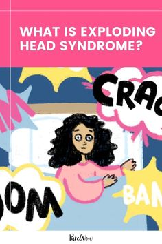 We reached out to Dr. Pauline Jose to get the skinny on the bizarre sleep condition called exploding head syndrome. #explodinghead #sleep #sleepcondition Exploding Head Syndrome, How To Fall Asleep Quickly, Weighted Blanket, Health Tips, Improve Yourself, Conditioner, Wellness, Skinny, Thin Skinny