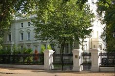 Russia's embassy in London has issued a warning to parents about the risk of their children staying with 'gay families' during their placement at UK summer schools.