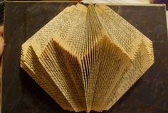 Folded Books - trying out new ideas