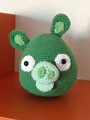 Amigurumi Green Pig : Check out this adorable squirtle I Crochet Things Made ...