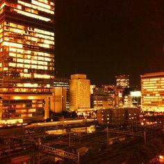 #building #railway #tokyo
