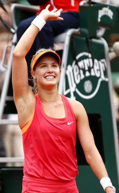 Great things in the future! - Eugenie Bouchard