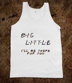 big little - friends