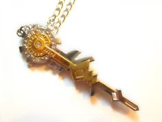 Key of the Starry Sky Necklace