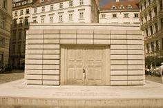 memorial to the Austrian Jews