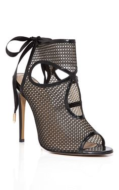 Sexy Thing Booties by Aquazzura