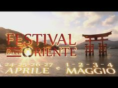 "26 ABR 2014 | (Video) ENTRETENIMIENTO ""Festival dell'Oriente - Milano 2014"" - YouTube"