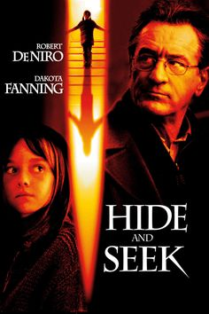 Hide and Seek - Review: Hide and Seek (2005) is a 1h 41-min American psychological horror-thriller movie that had an… #Movies #Movie