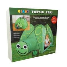 Etna Kids Giant Green Turtle Tent  sc 1 st  Pinterest : melissa and doug turtle tent - memphite.com