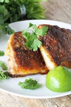 The Stay At Home Chef: Mexican-Spiced Chicken Thighs