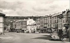 Voici un siècle de photos du village de Champeix dans le Puy de Dome