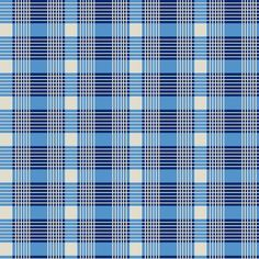 Windsor Plaid (Ocean) - The Textile District design to custom print for home decor, upholstery, and apparel. Pick the ground fabric you need and custom print the designs you want to create the perfect fabric for your next project. https://thetextiledistrict.com #designwithcolor #fabrics #interiordesign #sewing