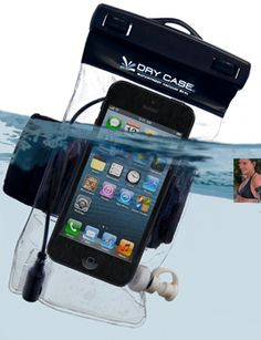 A Dry Bag for your phone or tablet. Perfect for boating customers. This can come in handy! Corporate Giveaways, Corporate Gifts, Corporate Events, Waterproof Iphone Case, Waterproof Headphones, Brand Promotion, Promotion Ideas, Promo Gifts, Client Gifts
