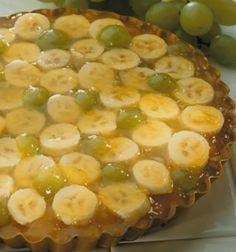 Viinirypäleet sopivat hienosti niin jälki- kuin pääruokiinkin tuomaan eleganttia, hienostunutta makua. Tässä reseptissä vaihtaisin kyllä banaanin johonkin toiseen hedelmään.